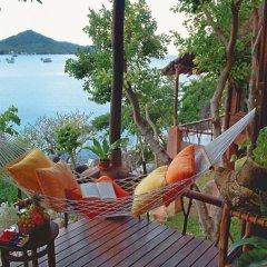 Отель Koh Tao Cabana Resort Таиланд, Остров Тау - отзывы, цены и фото номеров - забронировать отель Koh Tao Cabana Resort онлайн приотельная территория