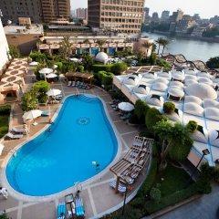 Отель Conrad Cairo бассейн фото 3