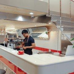 Tales Khaosan Hostel Бангкок гостиничный бар