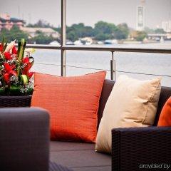 Отель Radisson Blu Anchorage Лагос балкон