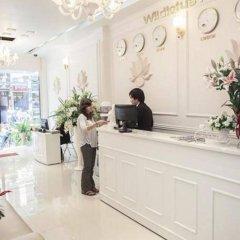 Отель Wild Lotus Hotel - Hoan Kiem Вьетнам, Ханой - отзывы, цены и фото номеров - забронировать отель Wild Lotus Hotel - Hoan Kiem онлайн интерьер отеля фото 2