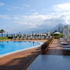 Crowne Plaza Hotel Antalya бассейн фото 2