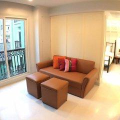 Отель D&D Inn Таиланд, Бангкок - 4 отзыва об отеле, цены и фото номеров - забронировать отель D&D Inn онлайн комната для гостей фото 4