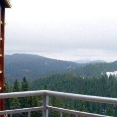 Dafovska Hotel балкон