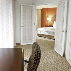 Отель Bethesda Marriott Suites США, Бетесда - отзывы, цены и фото номеров - забронировать отель Bethesda Marriott Suites онлайн удобства в номере фото 2