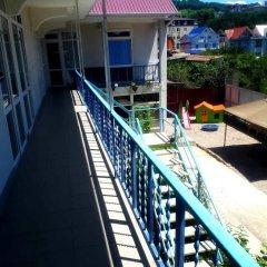 Отель Guest House Vkusniy Rai Сочи балкон