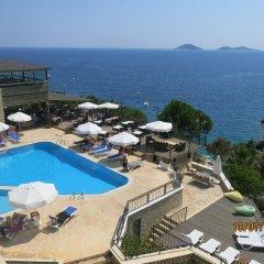 Kulube Hotel бассейн