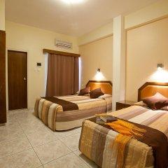 Отель Pyramos комната для гостей
