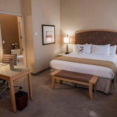 Отель DoubleTree by Hilton New York City - Chelsea США, Нью-Йорк - 8 отзывов об отеле, цены и фото номеров - забронировать отель DoubleTree by Hilton New York City - Chelsea онлайн комната для гостей фото 5