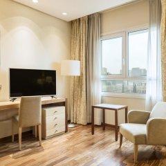 Отель Ilunion Pio XII Испания, Мадрид - 1 отзыв об отеле, цены и фото номеров - забронировать отель Ilunion Pio XII онлайн удобства в номере фото 2