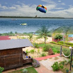 Отель Paradise Village Beach Resort Индия, Гоа - отзывы, цены и фото номеров - забронировать отель Paradise Village Beach Resort онлайн пляж