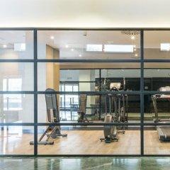 Отель Ilunion Pio XII Испания, Мадрид - 1 отзыв об отеле, цены и фото номеров - забронировать отель Ilunion Pio XII онлайн фитнесс-зал фото 4