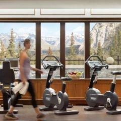 Отель Fairmont Banff Springs фитнесс-зал фото 4