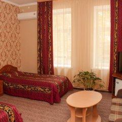 Гостиница Колибри в Абакане отзывы, цены и фото номеров - забронировать гостиницу Колибри онлайн Абакан комната для гостей фото 4