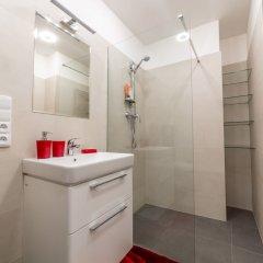 Отель Apartmany LETNA u SPARTY Прага ванная