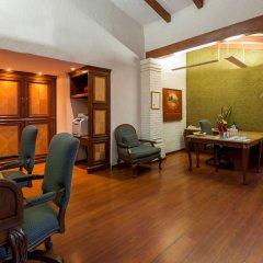 Отель Quinta Real Guadalajara Гвадалахара фитнесс-зал фото 4