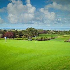 Отель Heritage Le Telfair Golf & Wellness Resort спортивное сооружение