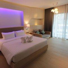 Курортный отель Crystal Wild Panwa Phuket комната для гостей фото 3