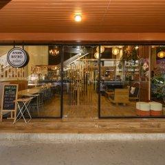 Отель The Mix Bangkok Бангкок гостиничный бар
