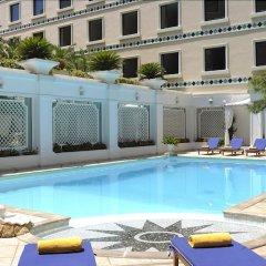Отель Royal Olympic Hotel Греция, Афины - 6 отзывов об отеле, цены и фото номеров - забронировать отель Royal Olympic Hotel онлайн бассейн фото 2