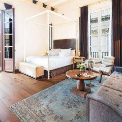 Hotel DO Plaça Reial комната для гостей