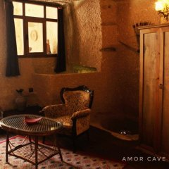 Amor Cave House Турция, Ургуп - отзывы, цены и фото номеров - забронировать отель Amor Cave House онлайн интерьер отеля фото 3