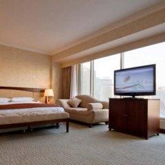 Beijing Continental Grand Hotel комната для гостей фото 4