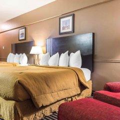 Отель Econo Lodge Downtown Ottawa Канада, Оттава - 2 отзыва об отеле, цены и фото номеров - забронировать отель Econo Lodge Downtown Ottawa онлайн комната для гостей фото 4