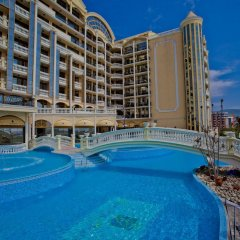 Victoria Palace Beach Hotel бассейн фото 3