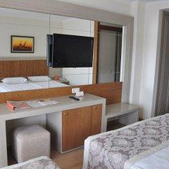 Hane Sun Hotel Сиде удобства в номере фото 2