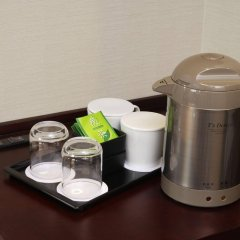 Hotel MyStays Hamamatsucho удобства в номере