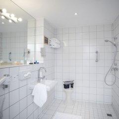 Отель Collège Hôtel Франция, Лион - отзывы, цены и фото номеров - забронировать отель Collège Hôtel онлайн ванная фото 2