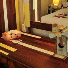 Отель Buritara Resort And Spa Таиланд, Бангкок - отзывы, цены и фото номеров - забронировать отель Buritara Resort And Spa онлайн удобства в номере фото 2