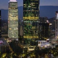 Отель The Ritz Carlton Guangzhou Гуанчжоу городской автобус