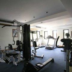Отель Sunset Beach Resort фитнесс-зал фото 2