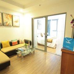 Апартаменты Bayhomes Times City Serviced Apartment спа