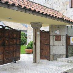Отель Apartamentos Ababides Испания, Байона - отзывы, цены и фото номеров - забронировать отель Apartamentos Ababides онлайн вид на фасад
