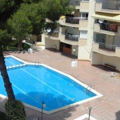 Отель Murillo Apartamentos Салоу бассейн фото 2