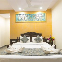 Отель Resort Terra Paraiso Индия, Гоа - отзывы, цены и фото номеров - забронировать отель Resort Terra Paraiso онлайн комната для гостей фото 2