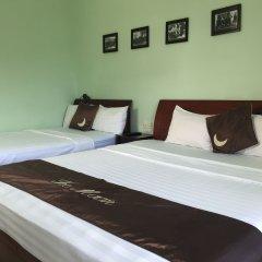 Отель The Moon Villa Hoi An комната для гостей фото 2