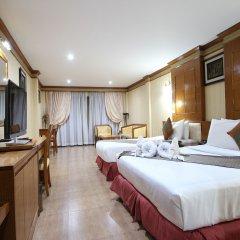 Отель Ao Nang Beach Resort комната для гостей