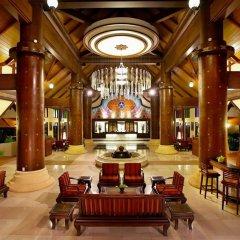 Отель Lanta Cha-Da Beach Resort & Spa Ланта интерьер отеля