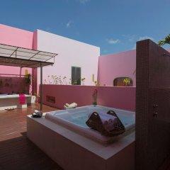 Rosas & Xocolate Boutique Hotel+Spa бассейн