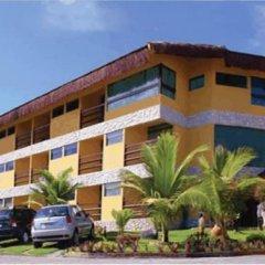 Отель Pousada Doce Cabana парковка