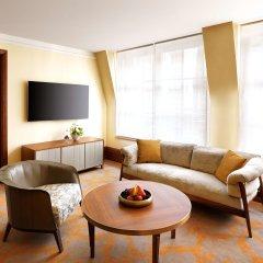 Отель Residences at Park Hyatt Германия, Гамбург - отзывы, цены и фото номеров - забронировать отель Residences at Park Hyatt онлайн комната для гостей фото 4