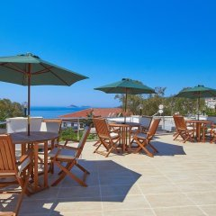 Kalkan Dream Hotel пляж