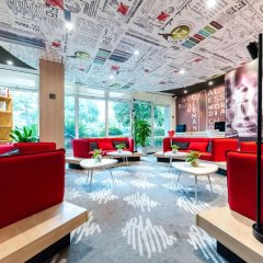 Отель ibis Suzhou Sip Китай, Сучжоу - отзывы, цены и фото номеров - забронировать отель ibis Suzhou Sip онлайн интерьер отеля фото 3