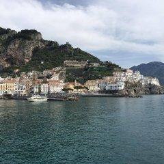 Отель Amalfi Design Италия, Амальфи - отзывы, цены и фото номеров - забронировать отель Amalfi Design онлайн пляж фото 2