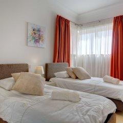 Отель Ocean Front LUX Apartment inc Pool, Upmarket Area Мальта, Слима - отзывы, цены и фото номеров - забронировать отель Ocean Front LUX Apartment inc Pool, Upmarket Area онлайн комната для гостей фото 4