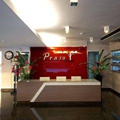 Отель Praso Ratchada Таиланд, Бангкок - отзывы, цены и фото номеров - забронировать отель Praso Ratchada онлайн интерьер отеля фото 2